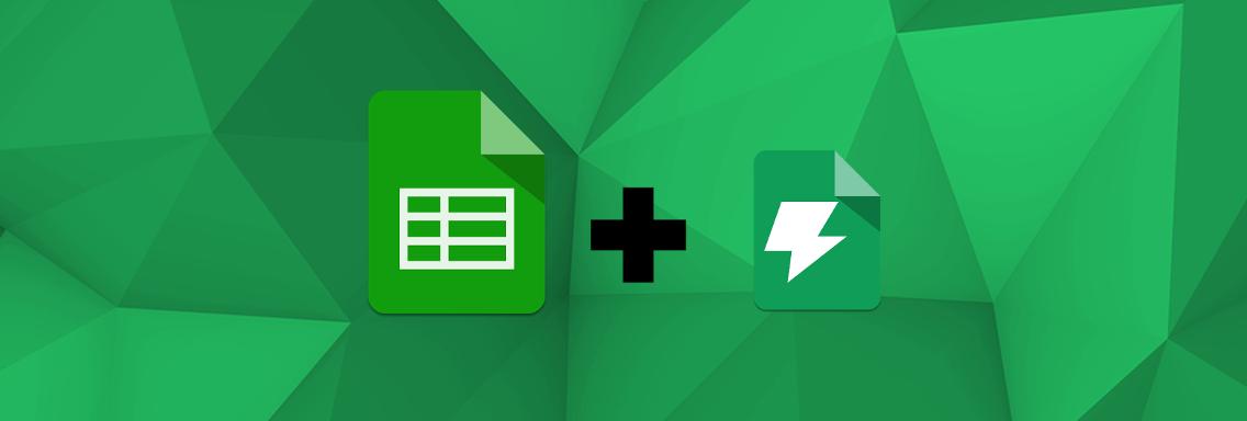 Google SpreadSheets i Power Tools - Jak wydzielić produkty główne z wariantów?