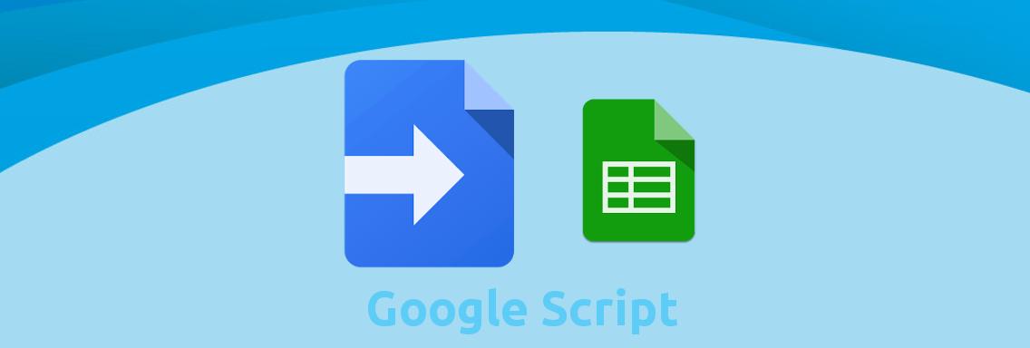 Google Apps Script - wprowadzenie