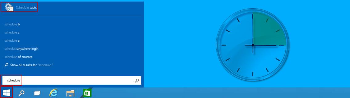 Windows automatyczne uruchamianie programów, czyli harmonogram zadań cyklicznych